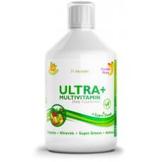 """""""Ultra+'' - витамини + минерали + аминокиселини + зелена смес"""