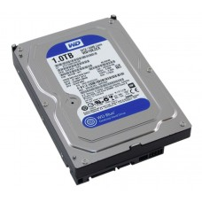 Western Digital Blue 1TB Desktop Hard Disk Drive - 7200 RPM SATA 6Gb/s 64MB Cache 3.5 Inch