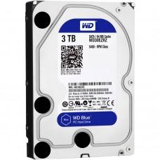 Western Digital Blue 3000 GB Desktop 5400 RPM SATA 6Gb/s 64MB Cache 3.5 Inch [WD30EZRZ] (на изплащане)