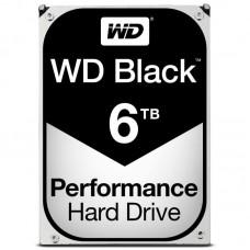 Western Digital Black Performance 6TB SATA 6Gb/s 128MB 3
