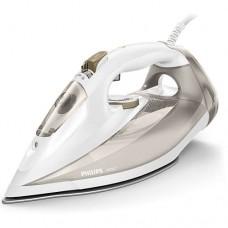Philips Парна ютия Azur, 45 г/мин непрекъсната пара, Парен удар 210 г, Гладеща повърхност SteamGlide Plus
